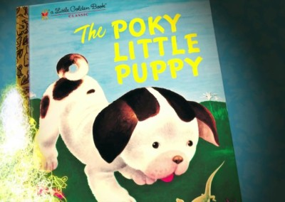 Poky Little Puppy: iPad: Random House