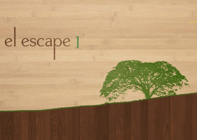 El Escape: Branding & Logo Development